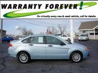 2009 Ford Focus 4 Dr Sedan SE Our Location is: Roper