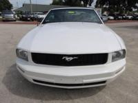 ! 2009 Ford Mustang 2D Convertible, ** 45th Anniversary