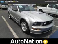 With less than 63,968 miles on this Ford Mustang,