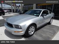 Check out this gently-used 2009 Ford Mustang we just