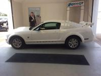 2009 Ford Mustang V6 Premium, MotorTrend Certified, and