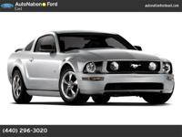 45th Anniversary Mustang! Clean carfax. Leather