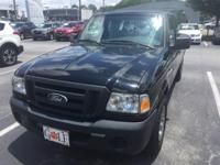 We are excited to offer this 2009 Ford Ranger. Only the