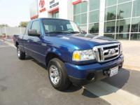LOW MILES, This 2009 Ford Ranger XLT will sell fast