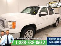 REDUCED! GMC CREW CAB SLT 4X4! MOONROOF, ENTERTAINMENT,