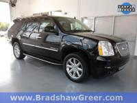 AWD, AM/FM Stereo w/Navigation/CD/MP3, Denali Package,