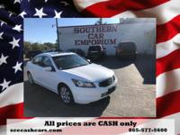 View our Website at SCECASHCARS.COM All advertised