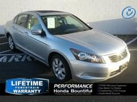 2009 Honda Accord EX **CARFAX One-Owner**. 2.4 2.4L I4