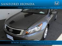 Accord LX-P 2.4 4D Sedan 5-Speed Automatic with