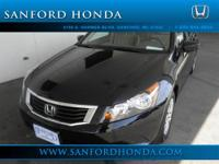 Accord LX 2.4 Honda Certified 4D Sedan 5-Speed