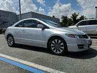 CARFAX One-Owner. Clean CARFAX. Silver 2009 Honda Civic
