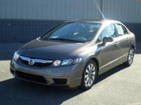 Looking for a clean, well-cared for 2009 Honda Civic