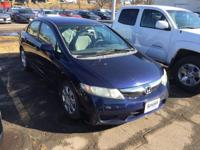 This 2009 Honda Civic Sdn LX is offered to you for sale
