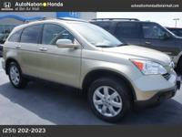 Can be found in today and drive this 2009 Honda CR-V