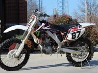 """Honda CRF 250R"" Now Available Is This Fantastic 2009"