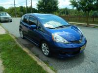 for sale is a honda a fit sport like new low miles