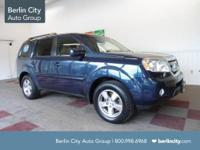 VALUE SMART 2009 HONDA PILOT EX 4WD,one owner,locally