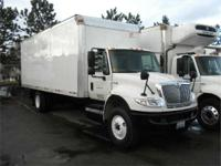 2009 International 4300 Heavy Duty Trucks - Van Trucks