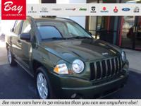 This 2009 Jeep Compass Sport is offered to you for sale