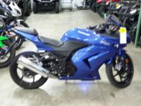 2009 Kawasaki Ninja 250R clean bike Supersport style