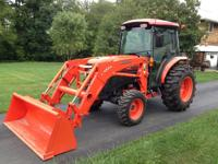 Here is a great opportunity to buy a 2009 Kubota Grand