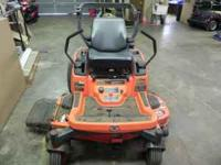 Engine: Engine Kubota D782 Diesel, liquid-cooled