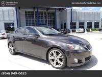 2009 Lexus IS 250 Our Location is: Mercedes-Benz Of