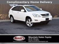 Check out this 2009 Lexus RX 350 AWD 4dr. Its Automatic