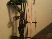 This a great bow ready for hunting, I am just upgrading