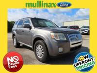 Local Trade, 2009 Mercury Mariner Premier, Loaded with