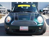 Stop clicking the mouse because this gorgeous 2009 Mini
