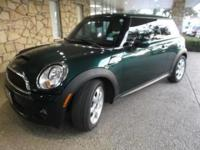 This 2009 MINI Cooper Hardtop S is proudly offered by