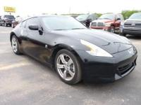 2009 NISSAN 370Z SPORT COUPE! VERY LOW MILES, GARAGE