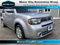 This is one great Nissan Cube.  A winning value!!! No