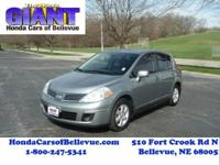 This 2009 Nissan Versa 1.8 SL is proudly offered by