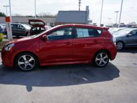 Exterior Color: red hot metallic, Body: GT 4dr Wagon,
