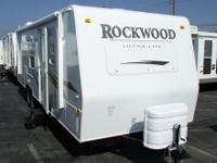 New! New arrival from Forest River. Tis unit sleeps six