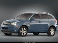 This 2009 Saturn VUE 4dr AWD 4dr V6 XE SUV features a