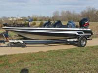 THIS 2009 SKEETER IS VERY CLEAN INSIDE AND OUT! CARPET
