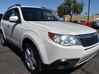 2009 Subaru Forester with a 2.5L H4 engine. Automatic