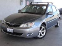 RARE! 1-Owner! 4D Hatchback and AWD! All the right