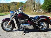 2009 Suzuki Boulevard C50 - This C50 is in outstanding,