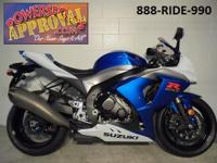 2009 Suzuki GSXR 1000 Crotch Rocket for sale with only
