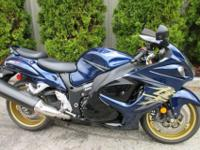 BEAUTIFUL 2008 Suzuki Hayabusa!!!-1,525