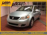 Looking for a clean, well-cared for 2009 Suzuki SX4?