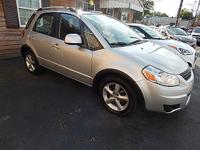 The used 2009 Suzuki SX4 in Uniontown, PA is ready for