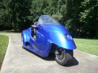 HAVE FOR SALE A VERY NICE STALLION TRIKE.  THIS TRIKE