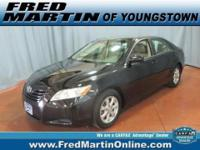 CLEAN CARFAX. Camry LE and 4D Sedan. Right car! Right