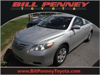 2009 Toyota Camry 4 Dr Sedan LE Our Location is: Bill