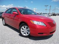 New Arrival! THIS CAMRY IS CERTIFIED! CARFAX ONE OWNER!